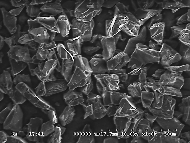 silicon carbide crystals
