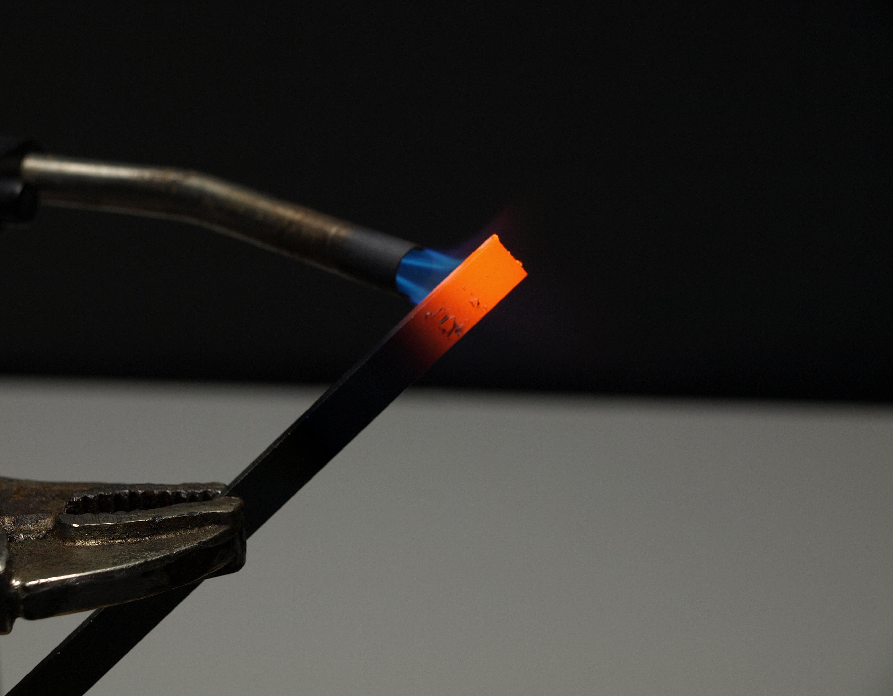 Diy Heat Treatment Of Tool Steel The Sharpening Blog