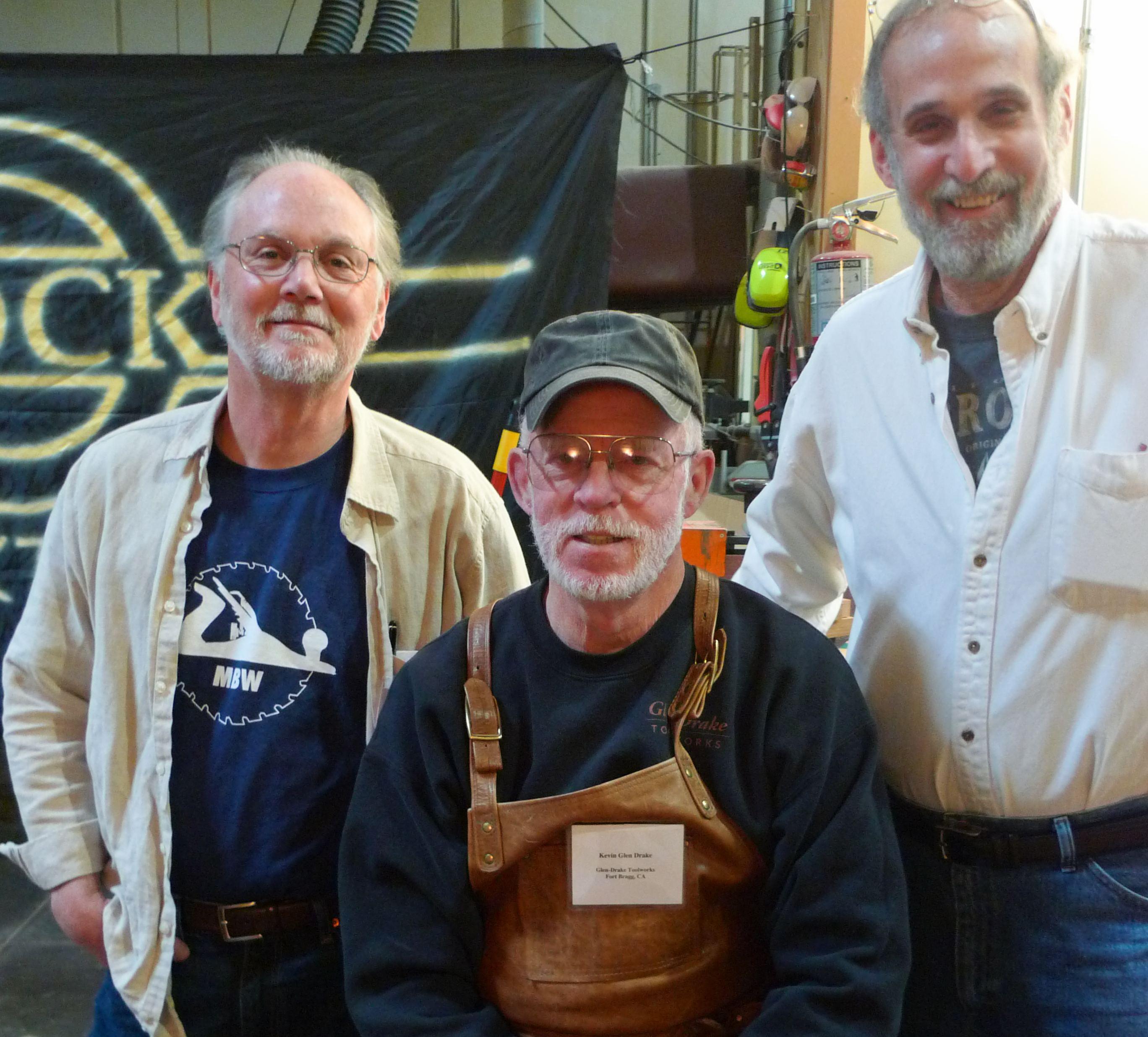 Ron goldman woodworker west