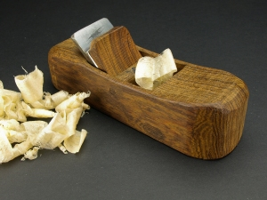 Hand Plane in Bocote, by James Krenov