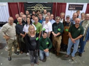 """Tool Makers at WIA 2011 -- """"The Proud and Unplugged"""" photo by Brian Meek"""