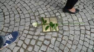 An elegant memorial