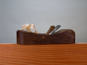 Bocote Plane by James Krenov