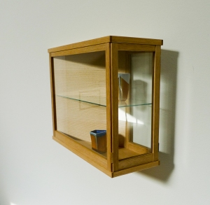 Lightweight, by Laura Mays, European White Oak, European Ash